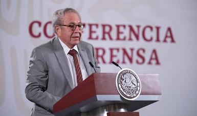 Gobierno de México apoya a todas las entidades federativas en la atención de COVID-19
