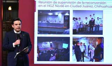 Operativo de respuesta en apoyo al estado de Chihuahua debido a COVID-19