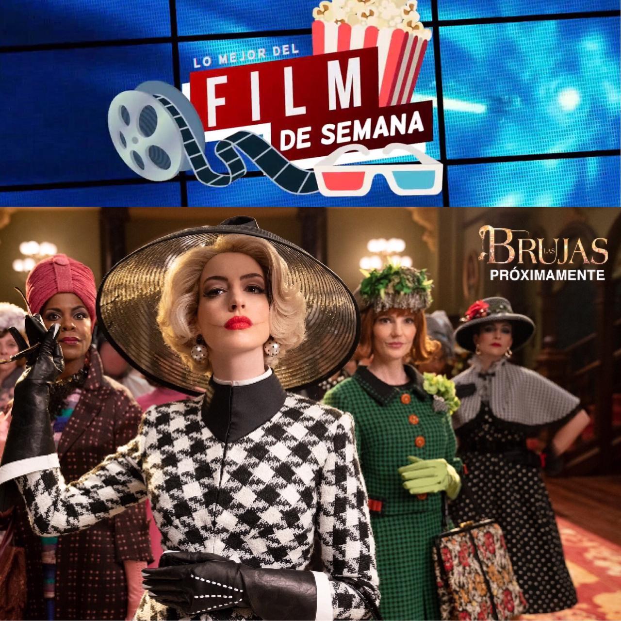 El Film de la Semana : Las Brujas, en su remake queda a deber