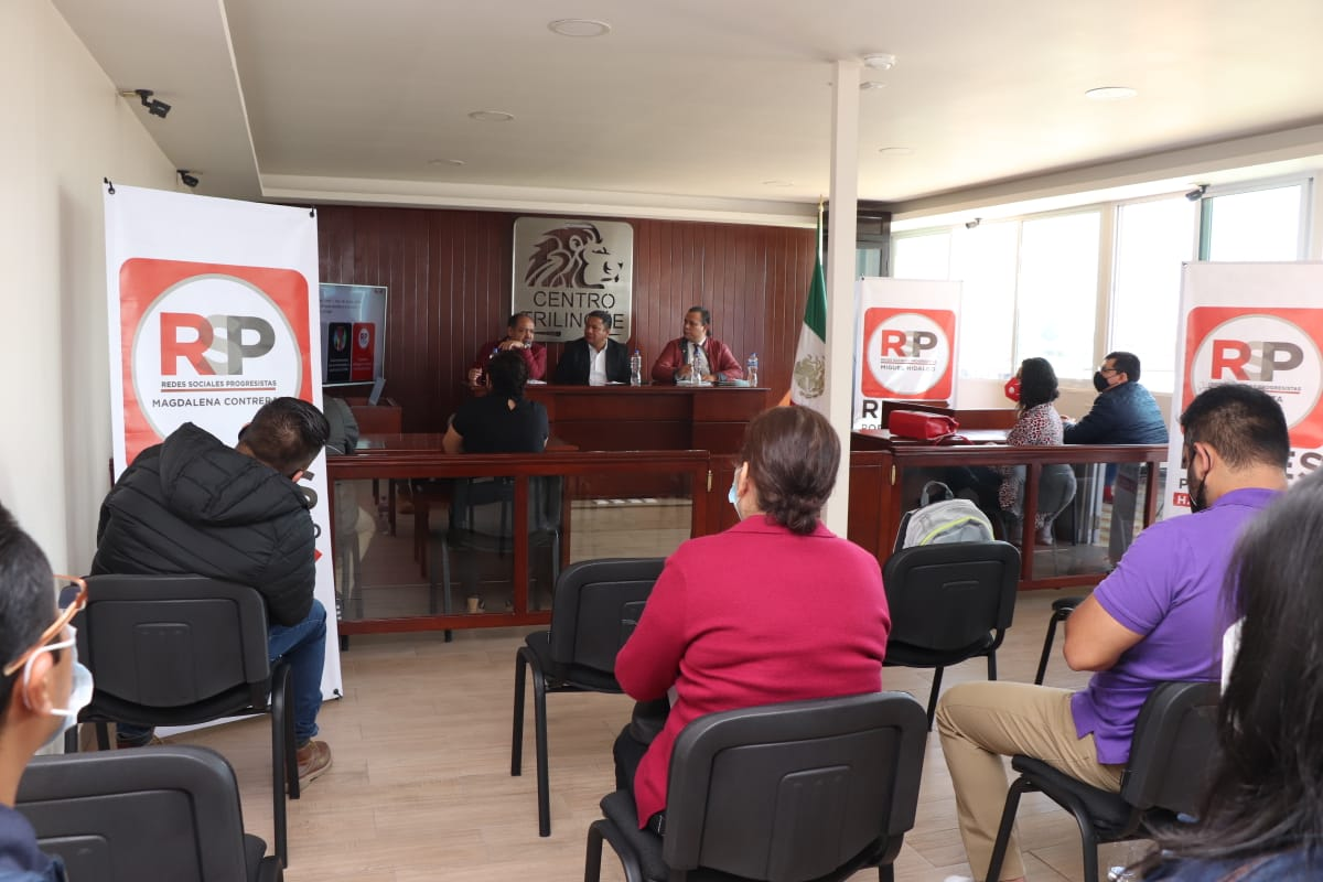 RSP CDMX será un partido a favor de la comunidad: Pablo Aguilera
