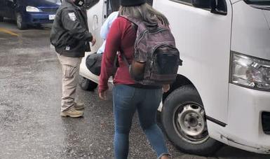 Rescata INM dos adolescentes guatemaltecas en el estado de Oaxaca