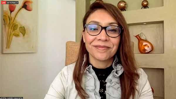Con plan de trabajo incluyente y proactivo, Carmen Guadalupe Casas Ratia asume la dirección de la ENTS
