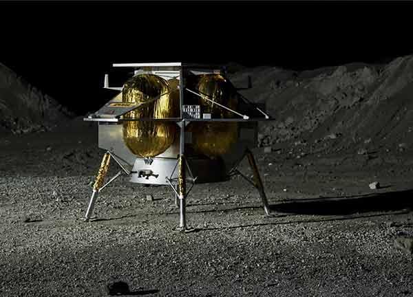 Colmena, primera misión de la UNAM a la Luna