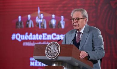 Este año Gobierno de México incrementa 100% el número de plazas para estudiar especialidades médicas