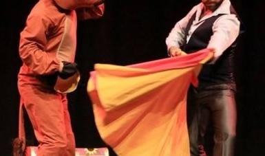 La compañía Caña y Candela Pura ofrece al público infantil la coreografía Mi abuela flamenca