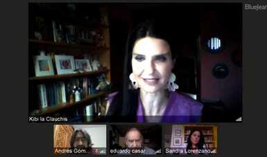 Presentan en línea el libro El asesinato, las musas y yo, de Claudia Chibici-Revneanu