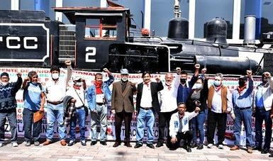 Difícil entender la historia del México Contemporáneo, sin los ferrocarriles y sus trabajadores: Jorge Arganis Díaz-Leal