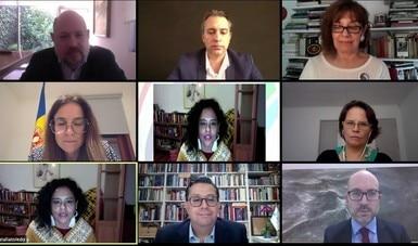 Concluye el VII Congreso Iberoamericano de Cultura