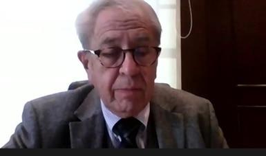 Versión estenográfica de la intervención del Secretario de Salud, Jorge Alcocer Varela