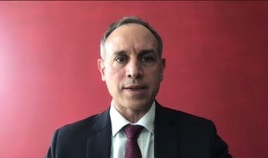 Palabras del Subsecretario de Prevención y Promoción de la Salud, Hugo López-Gatell Ramírez