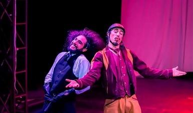 Con Viernes de Sábado por la Noche, La Gran Pompa lleva su teatro excéntrico a la web