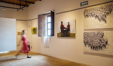 La galería Munive Arte Contemporáneo reabre sus puertas con la exposición Vestigio. Materia y transformación