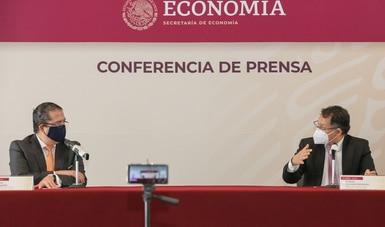 El Gobierno de México promueve la inversión y apuntala la recuperación económica