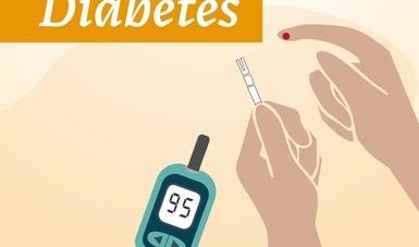 La detección oportuna y el tratamiento integral de diabetes retardan complicaciones