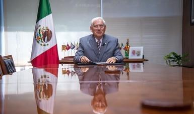 México, referente mundial en sanidad vegetal, con prestigio en la producción y exportación de alimentos: Agricultura