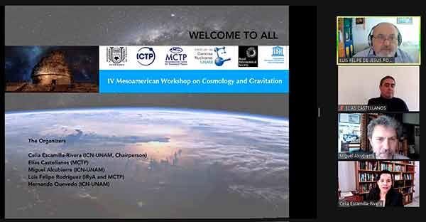 Revisan nuevas teorías para estudiar el cosmos y la gravedad