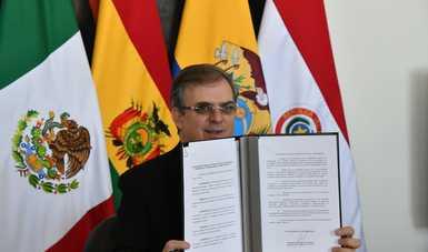 Avanza mecanismo regional para constituir la Agencia Latinoamericana y Caribeña del Espacio