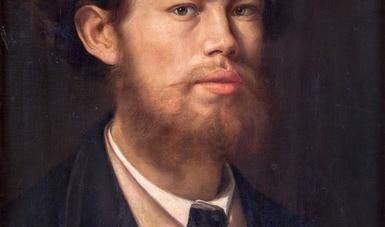 Félix Parra, artista que contribuyó a dar identidad a la pintura nacional