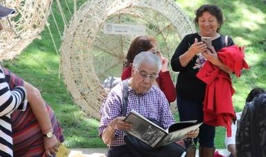 El Complejo Cultural Los Pinos consolida su objetivo de transformar los espacios, a través de la cultura