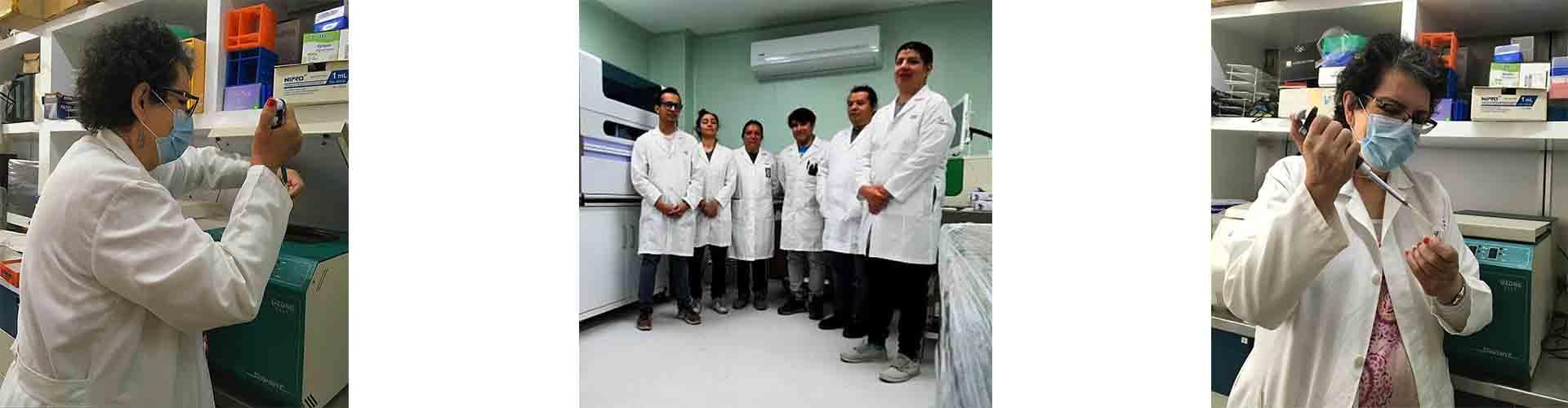 Trabaja el IPN en un marcador biológico para diagnosticar COVID-19