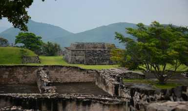 Reapertura de la Zona Arqueológica de Xochicalco, en Morelos