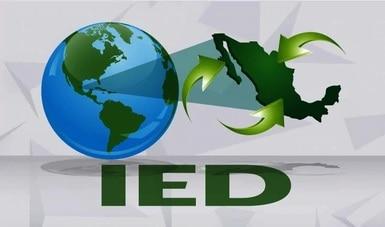 La economía mexicana recibió un flujo de IED por 23,482.3 millones de dólares de enero a septiembre de 2020