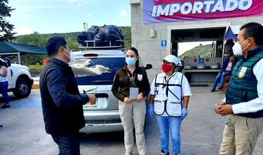 Personal del Programa Paisano del INM orientará a connacionales que realicen viajes esenciales a México