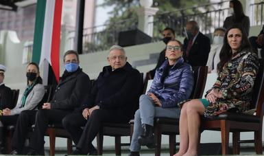 Presidente López Obrador entrega Premio Nacional de Deportes 2020