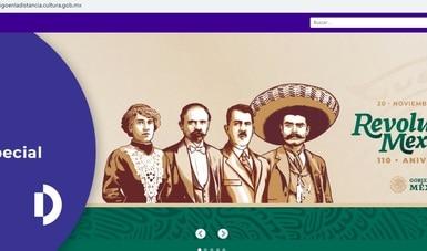 La Revolución Mexicana y sus personajes están Contigo en la distancia