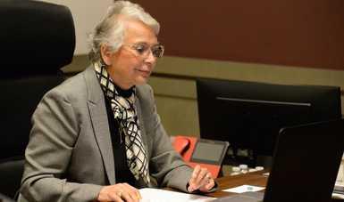 Gobierno de México materializa y fortalece derecho de la ciudadanía a ser parte de los asuntos públicos, afirma secretaria de Gobernación