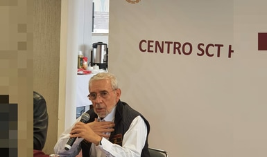 Cumplirá SCT con entregar un país mejor:  Jorge Arganis Díaz-leal