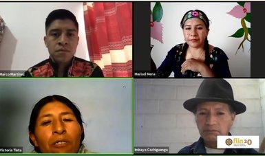 Esencial aprovechar las tecnologías de información y comunicación para revitalizar las lenguas indígenas, afirman activistas digitales