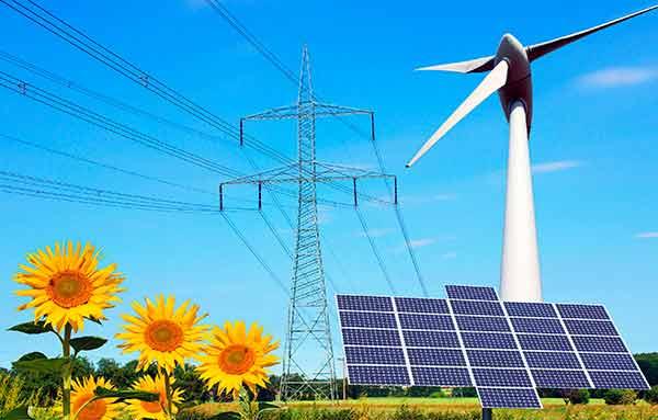 Energías renovables favorecen el medio ambiente y el bolsillo