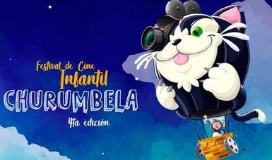 El Centro Nacional de las Artes presenta la cuarta edición del Festival de Cine Infantil Churumbela