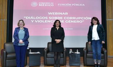 Corrupción fenómeno correlacionado con la pobreza, señala comisionada Fabiola Alanís