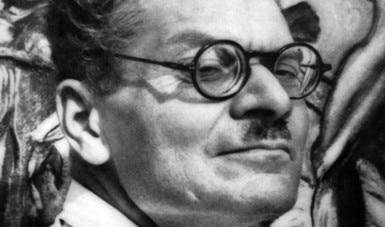 José Clemente Orozco, muralista y caricaturista político