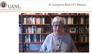 Mensaje de la secretaria de Economía, en la inauguración del 9º Congreso Red OTT México convocado por la Universidad Autónoma de Nuevo León
