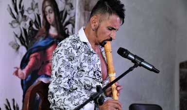 Con concierto de obras de Bach, Telemann y Van Eyck, el flautista Horacio Franco cerrará el 19o Festival Barroco de Guadalupe