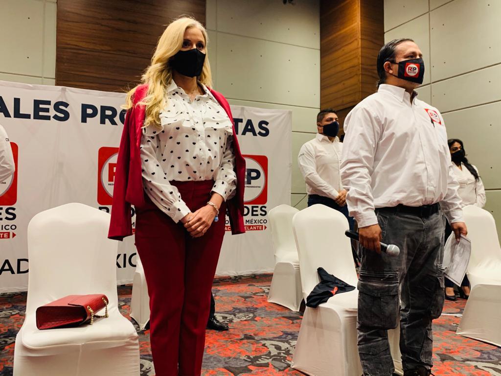 Barby Juárez y Malillany Marín presentan Plan Minerva para erradicar feminicidios
