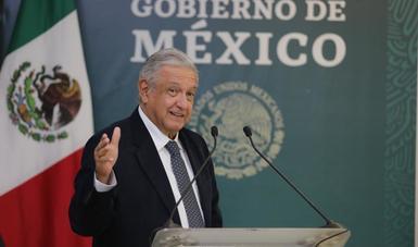 No se abrirá cervecera en Mexicali, afirma presidente al presentar acciones para el Alto Golfo de California