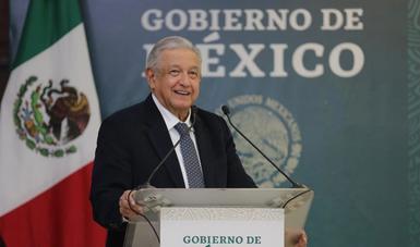 Buscaremos convertir en ley la Zona Libre de la Frontera Norte, afirma presidente en Baja California