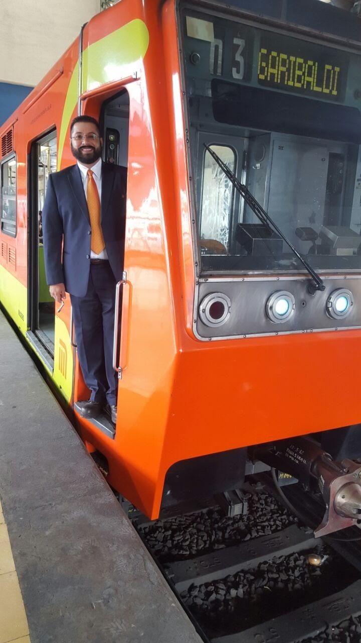 Historias en el metro - Bebé a bordo