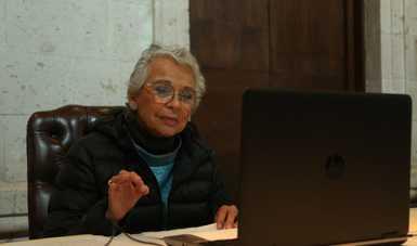 Necesario fortalecer participación política de mujeres, señala secretaria de Gobernación