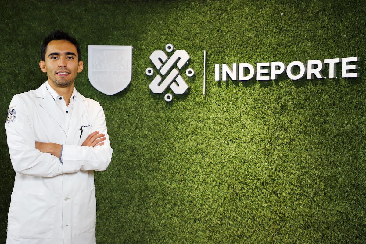 Ofrece INDEPORTE videos para la buena prescripción médica en cuanto a la actividad física y el deporte