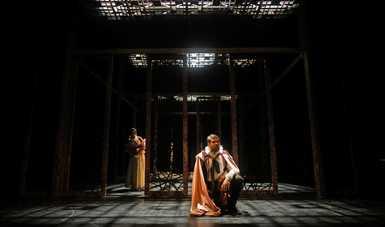 La Compañía Nacional de Teatro presenta Los empeños de un engaño en la Sala Héctor Mendoza