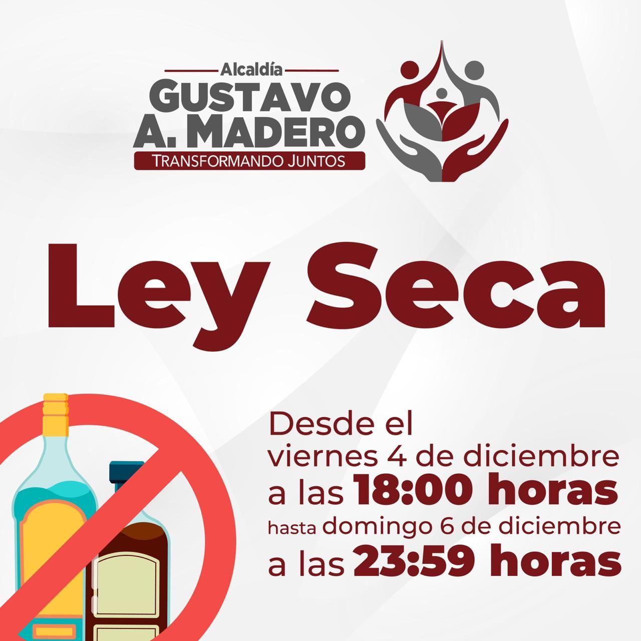 Ley SecA en la alcaldía Gustavo A. Madero