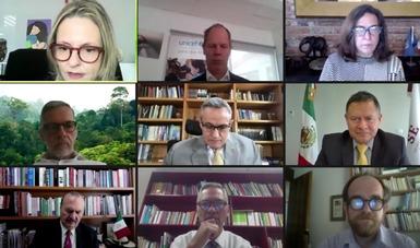 Recomendaciones de política pública para prevención, control y reducción de la mala nutrición en niñas, niños y adolescentes en México