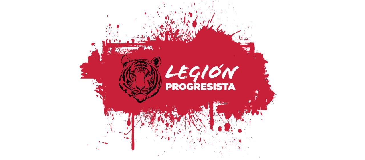 Legión Progresista: millones de ojos