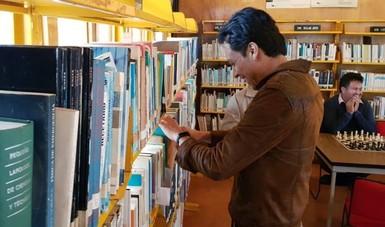 Durante 2020, la Dirección General de Bibliotecas trabajó en la implementación de herramientas y estrategias digitales