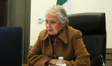 Palabras de la secretaria de Gobernación, Olga Sánchez Cordero, clausura XLVI Sesión Ordinaria del Consejo Nacional de Seguridad Pública